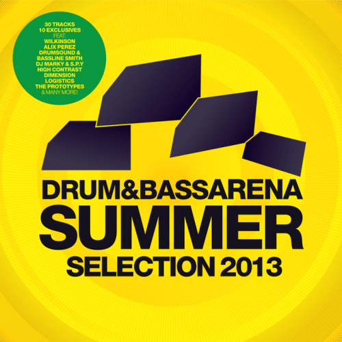 Drum & Bass Arena Summer Selection (2013)