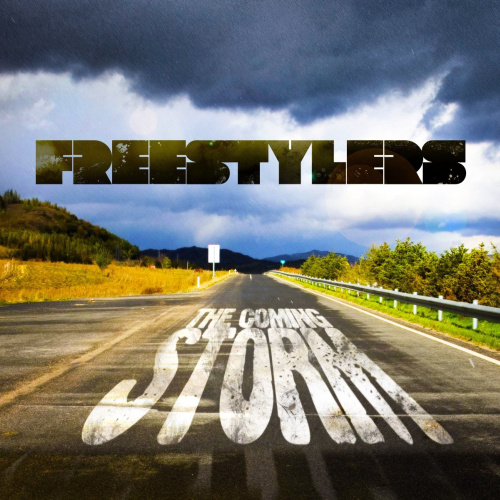 Freestylers - The Coming Storm LP (2013)
