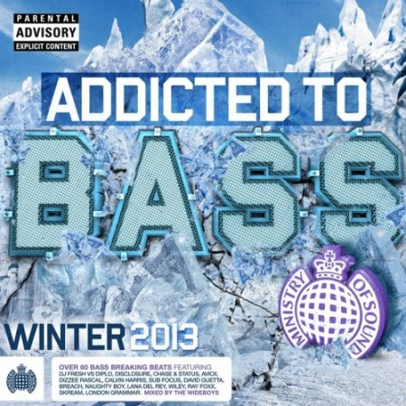 VA - Ministry of Sound: Addicted to Bass Winter 2013 (2013) FLAC