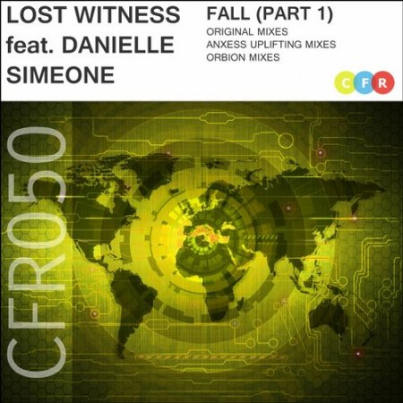 Lost Witness Feat. Danielle Simeone - Fall (Part 1) (2014)