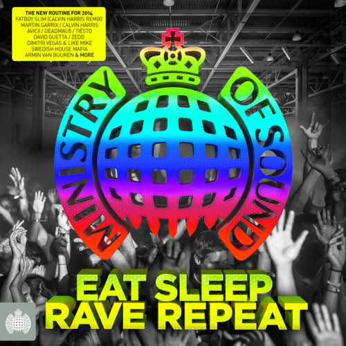 Eat Sleep Rave Repeat: Ministry Of Sound  [66 Club Anthems] (2014)