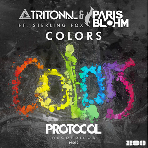 Tritonal & Paris Blohm Feat. Sterling Fox - Colors (2014)