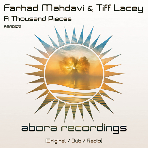 Farhad Mahdavi & Tiff Lacey - A Thousand Pieces (2014)