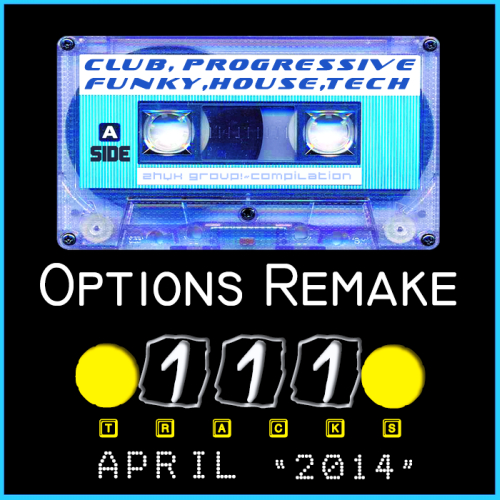 Options Remake 100 Tracks April 2014