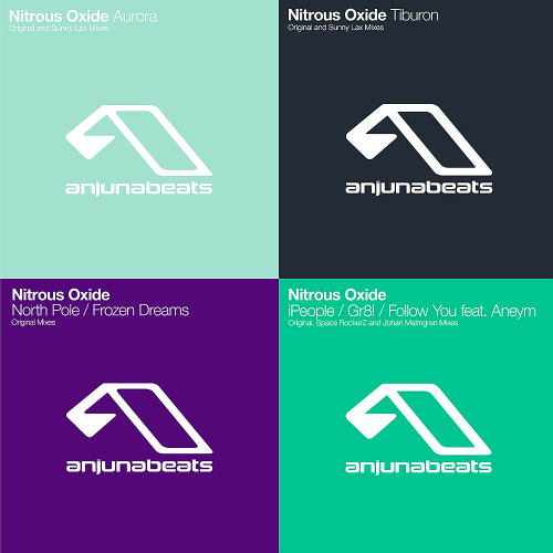 Nitrous Oxide, Dan Stone, Adam Nickey - Worldwide Sound [Collection]