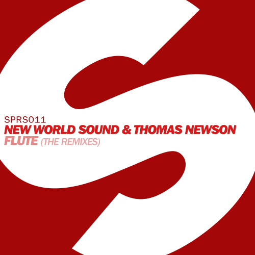 New World Sound & Thomas Newson - Flute (The Remixes) 2014