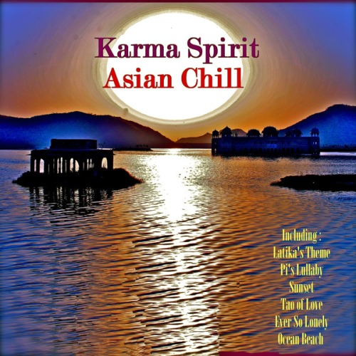 VA - Karma Spirit Asian Chill (2014)