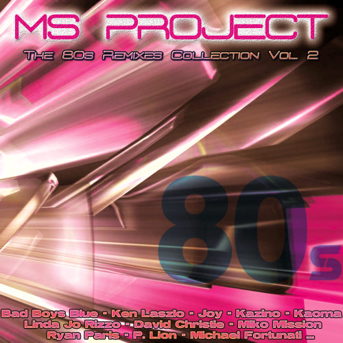 MS Project - The 80s Remixes Collection Vol. 2 (2014)