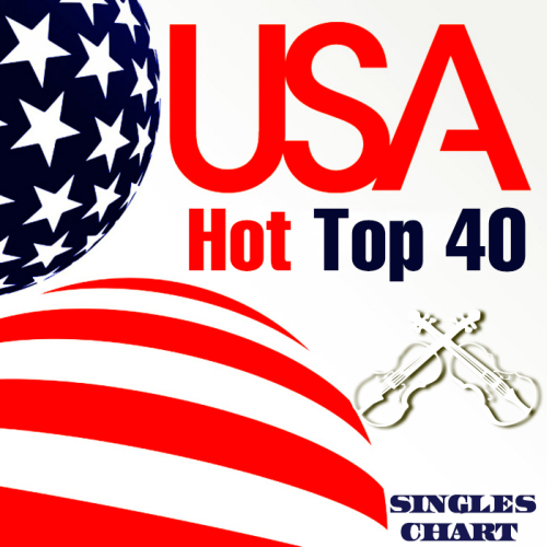 USA Hot Top 40 Singles Chart 10 May (2014)