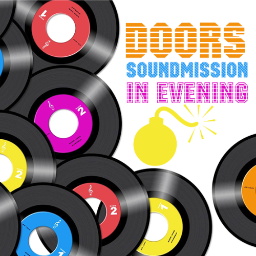 Doors In Evening - SoundMission (2014)