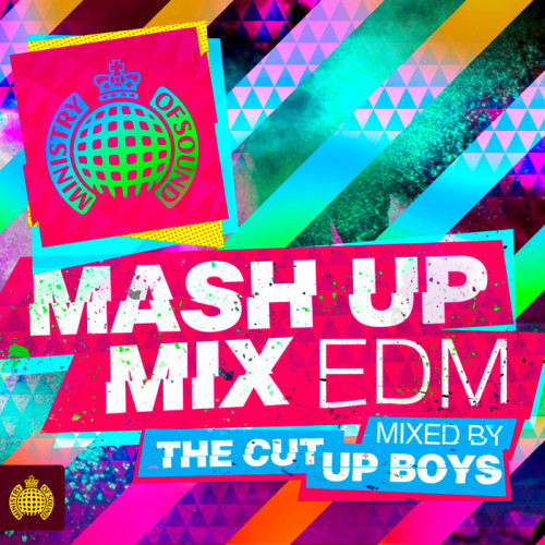 Ministry Of Sound Mash Up Mix EDM (2014) 2CD