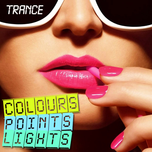 VA - Colours Points Lights (2014)