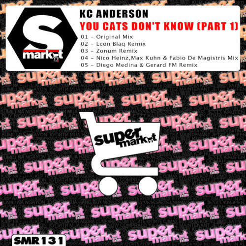 KC Anderson - You Cats Dont Know (2014)