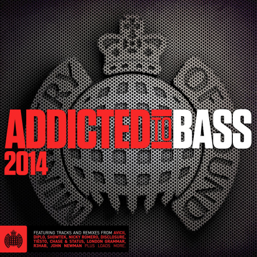 VA - Ministry Of Sound Addicted To Bass [2014]