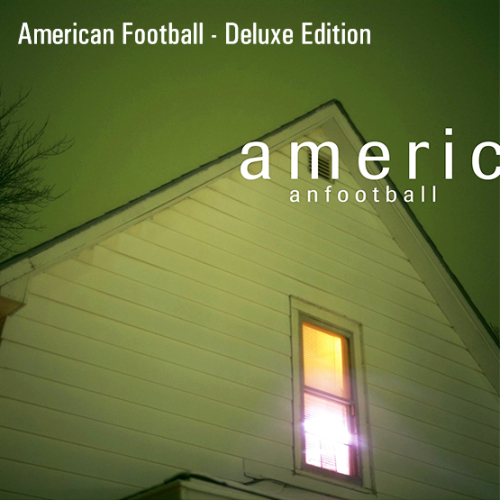 American Football - American Football (Deluxe Edition) 2CD [2014]