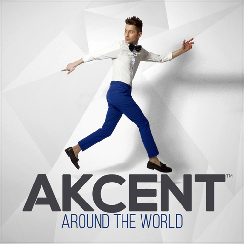 Akcent feat. Lidia Buble - Andale, Around the World (2014)