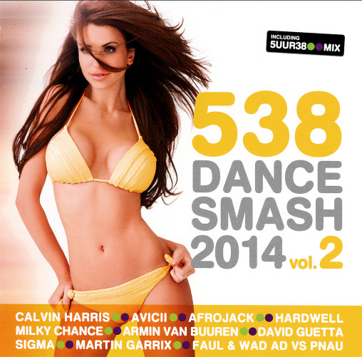 538 Dance Smash Vol.2 (2014)