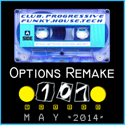 Options Remake 100 Tracks MAY 2014
