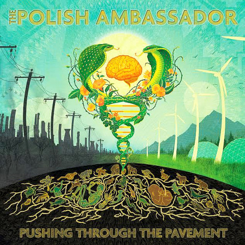The Polish Ambassador - Pushing Through The Pavement (2014)