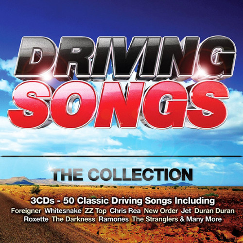 Various - Driving Songs The Collection (2014)