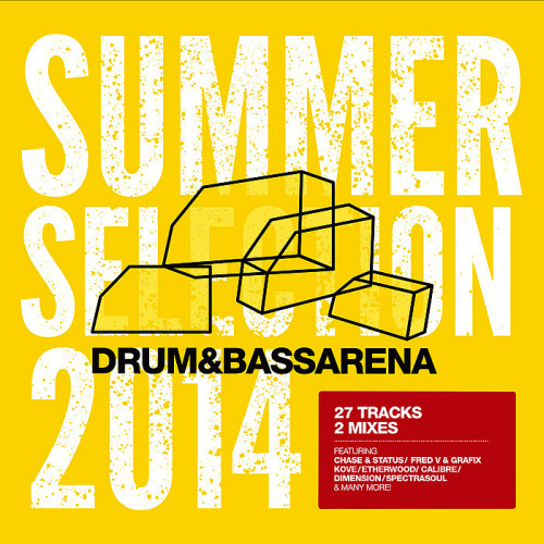 Drum & Bass Arena Summer Selection [2014]