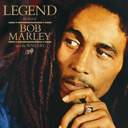 Bob Marley - Legend: The Best Of Bob Marley & The Wailers (30th Anniversary Edition)