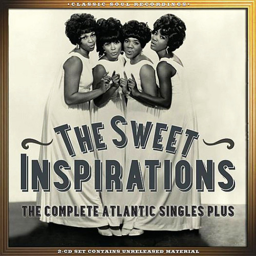 The Sweet Inspirations - The Complete Atlantic Singles Plus 2CD