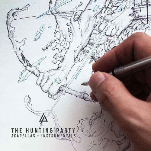 Linkin Park - The Hunting Party: Acapellas + Instrumentals (2014)
