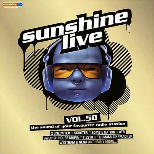 Sunshine Live Vol.50 [Box-Set] 2014