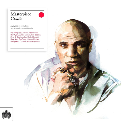 Ministry of Sound Recordings Ltd: Masterpiece Goldie 3CD (2014)