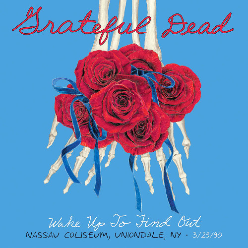 Grateful Dead - Wake Up to Find Out Nassau Coliseum 1990 (2014)