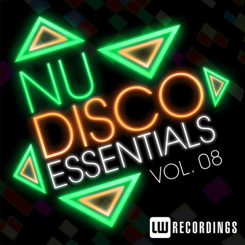 VA - Nu-Disco Essentials Vol. 08 (2014)