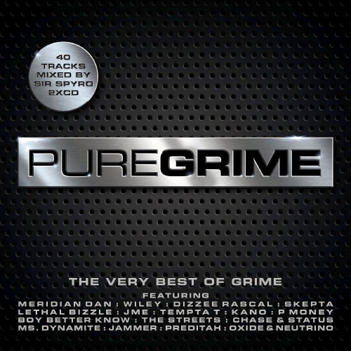 Pure Grime - The Very Best of Grime 2CD (2014)