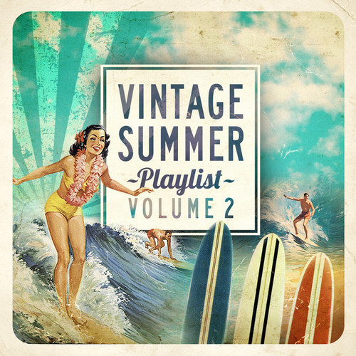 VA - Vintage Summer Playlist, Vol.2 (2014)
