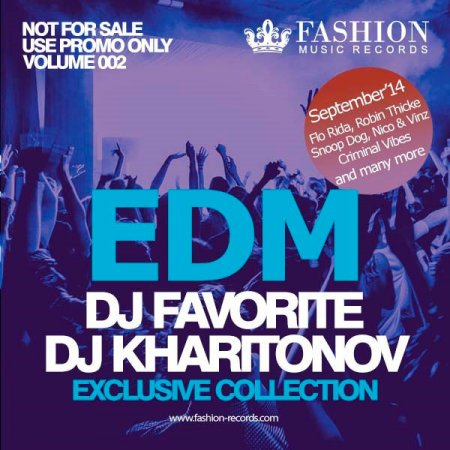 "?????-??? & EDM-??????? ""DJ Favorite - Fashion Music 076 (03/10/2014)"