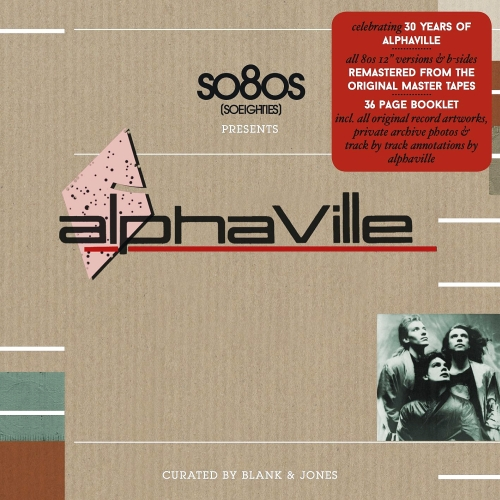 Alphaville - So8os Presents Alphaville (Curated By Blank & Jones)
