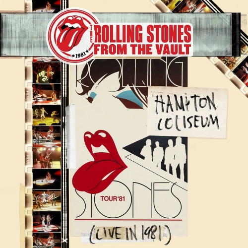 The Rolling Stones - From The Vault: Hampton Coliseum [Vinyl]