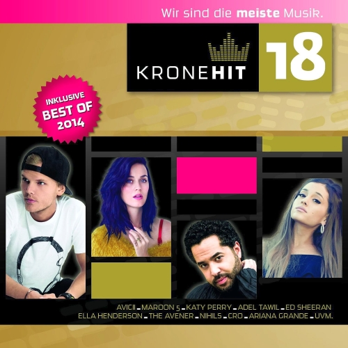 VA - Krone Hit Vol 18 (2014)