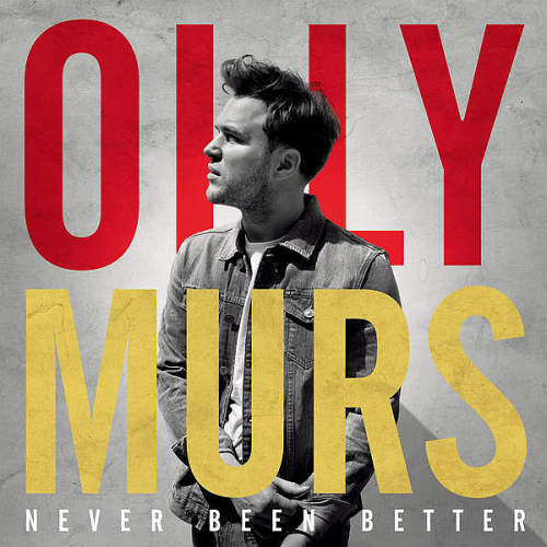 Olly Murs – Never Been Better [Japan Edition] 2015