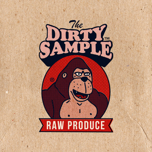 The Dirty Sample - Raw Produce (2015)