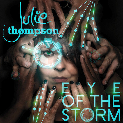 Julie Thompson - Eye of the Storm (2015)