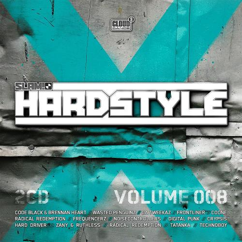 VA - Slam Hardstyle Vol 8 2CD (2015)