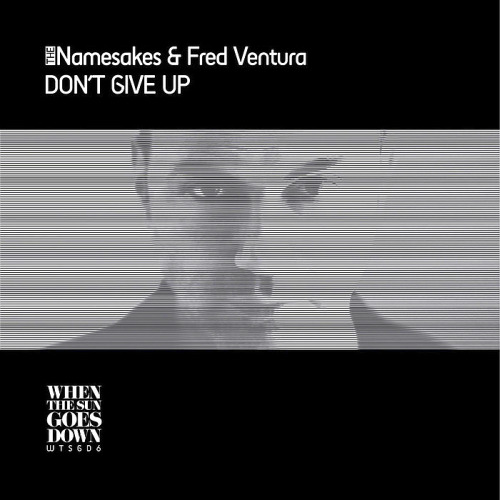 Fred Ventura - Don't Give Up (2014)