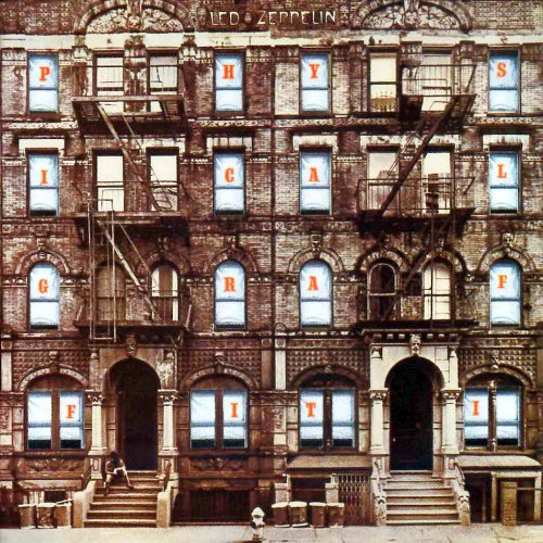 Led Zeppelin - Physical Graffiti (2015)
