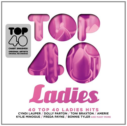 Various Artists - Top 40 [Ladies Double CD]