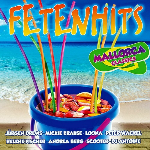 Various Artists - Fetenhits Mallorca Classics [Double CD]