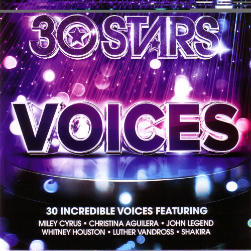 Various Performer - 30 Stars: Voices (2CD)
