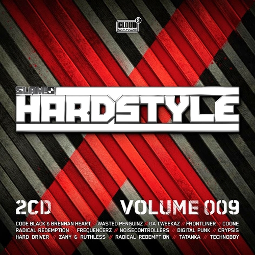 Slam! Hardstyle Volume 9 (2015)