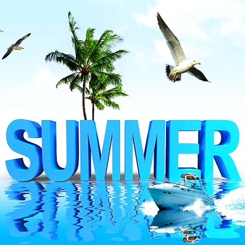 Promo DJ Top 100 Remixes Summer (2015)