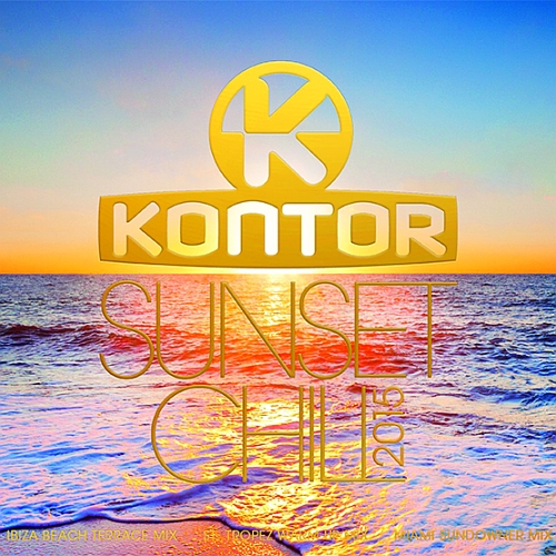 Kontor Sunset Chill 2015 [Box Set]